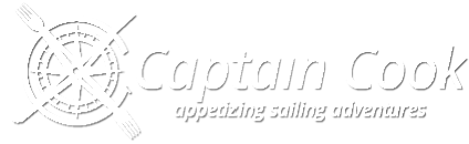 Captain Cook Sailing